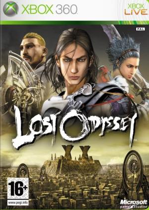 Copertina Lost Odyssey - Xbox 360