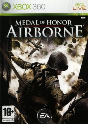Copertina Medal of Honor: Airborne - Xbox 360