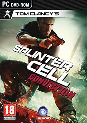 Copertina Splinter Cell Conviction - PC