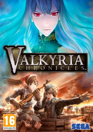 Copertina Valkyria Chronicles - PC