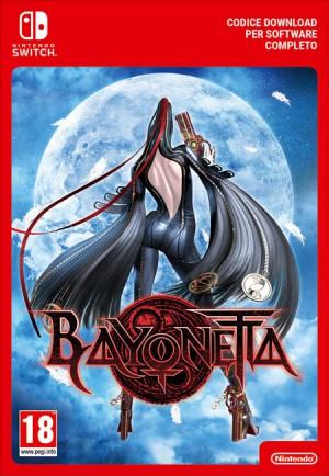 Copertina Bayonetta - Switch