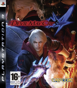 Copertina Devil May Cry 4 - PS3