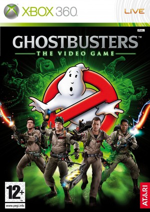 Copertina Ghostbusters: The Video Game - Xbox 360