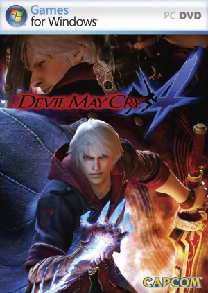 Copertina Devil May Cry 4 - PC