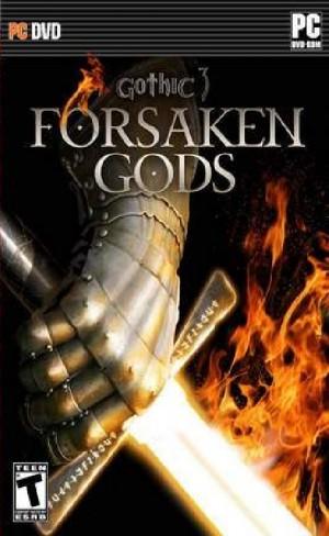 Copertina Gothic III: Forsaken Gods - PC