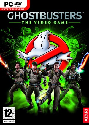 Copertina Ghostbusters: The Video Game - PC