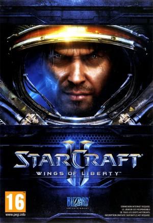 Copertina StarCraft II - PC