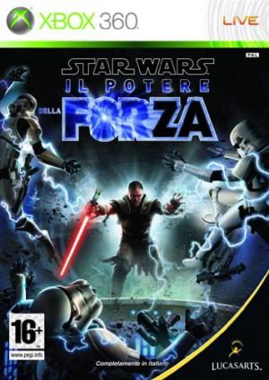 Copertina Star Wars: Il Potere Della Forza - Xbox 360