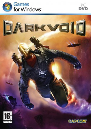 Copertina Dark Void - PC