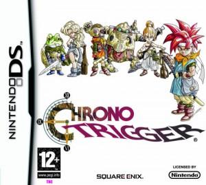 Copertina Chrono Trigger - Nintendo DS