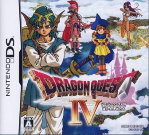 Copertina Dragon Quest IV: Chapters of the Chosen - Nintendo DS