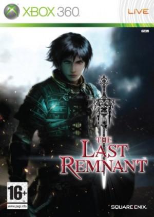 Copertina The Last Remnant - Xbox 360