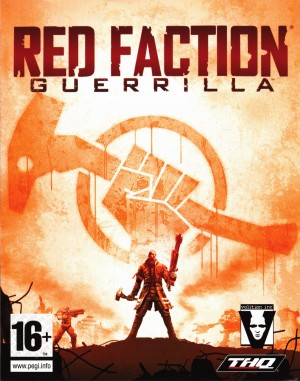 Copertina Red Faction Guerrilla - PS3