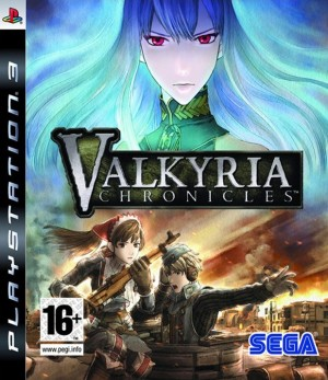 Copertina Valkyria Chronicles - PS3