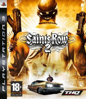 Copertina Saints Row 2 - PS3