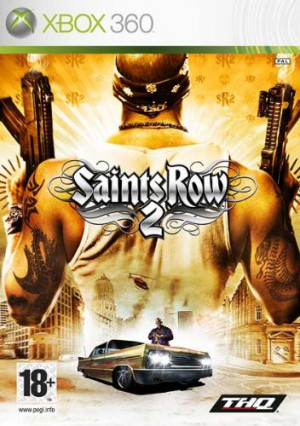 Copertina Saints Row 2 - Xbox 360