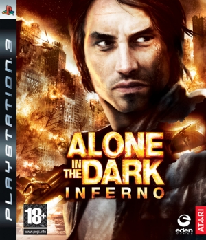 Copertina Alone in the dark - PS3