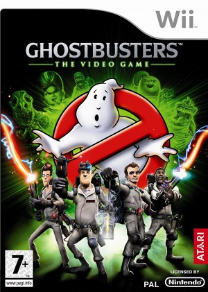 Copertina Ghostbusters: The Video Game - Wii