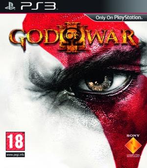 Copertina God of War III - PS3