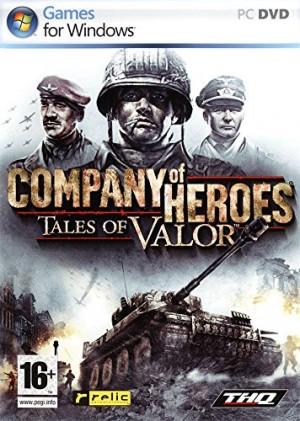 Copertina Company of Heroes: Tales of Valor - PC