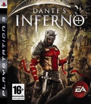 Copertina Dante's Inferno - PS3