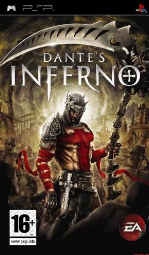 Copertina Dante's Inferno - PSP