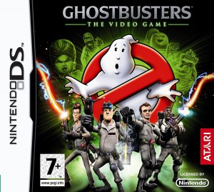 Copertina Ghostbusters: The Video Game - Nintendo DS
