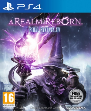 Copertina Final Fantasy XIV: A Realm Reborn - PS4