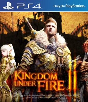 Copertina Kingdom Under Fire II - PS4
