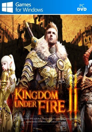 Copertina Kingdom Under Fire II - PC