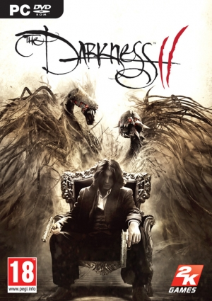 Copertina The Darkness II - PC