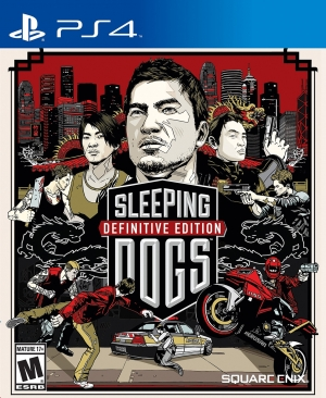 Copertina Sleeping Dogs - PS4