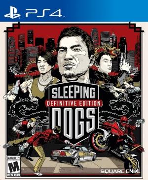 Copertina Sleeping Dogs - PS4