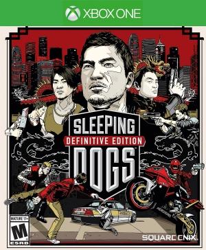 Copertina Sleeping Dogs - Xbox One