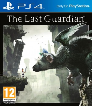 Copertina The Last Guardian - PS4