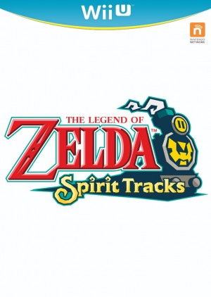Copertina The Legend of Zelda: Spirit Tracks - Wii U