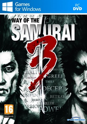 Copertina Way Of The Samurai 3 - PC
