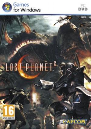 Copertina Lost Planet 2 - PC