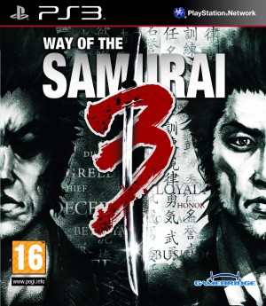 Copertina Way Of The Samurai 3 - PS3