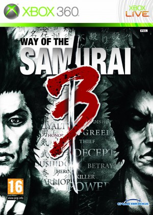 Copertina Way Of The Samurai 3 - Xbox 360
