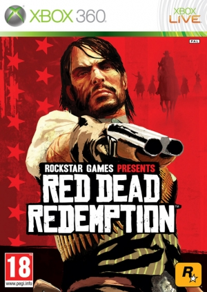 Copertina Red Dead Redemption - Xbox 360