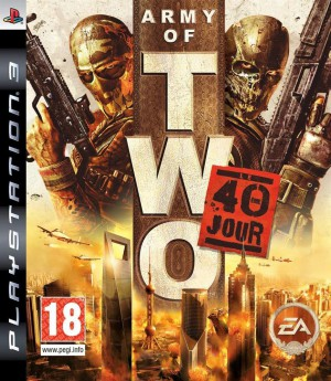 Copertina Army of Two: The 40th Day - PS3