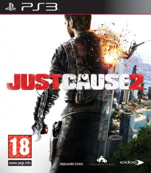 Copertina Just Cause 2 - PS3