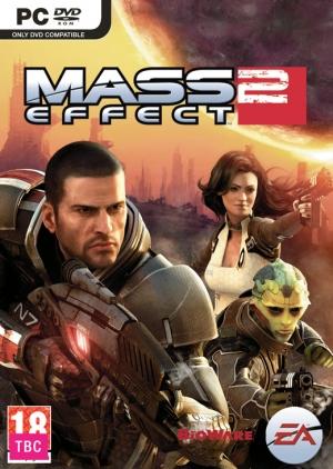 Copertina Mass Effect 2 - PC