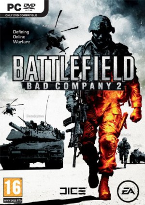 Copertina Battlefield: Bad Company 2 - PC