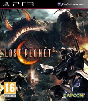 Copertina Lost Planet 2 - PS3
