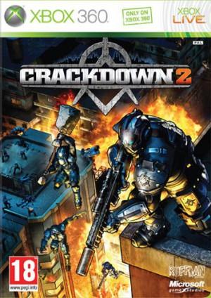 Copertina Crackdown 2 - Xbox 360