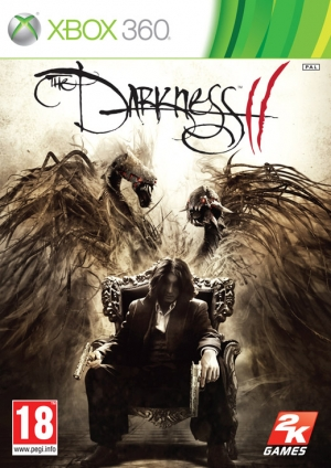 Copertina The Darkness II - Xbox 360