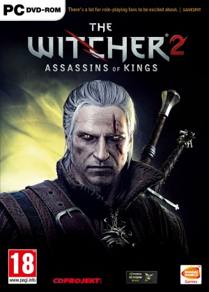 Copertina The Witcher 2: Assassins of King - PC