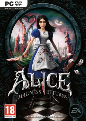 Copertina Alice: Madness Returns - PC